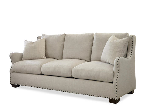 Connor Sofa in Belgian Linen by Universal