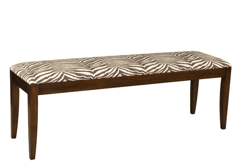 Henkel Harris Upholstered Bench