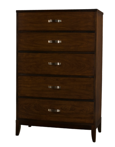 Henkel Harris Bowfront Tall Chest