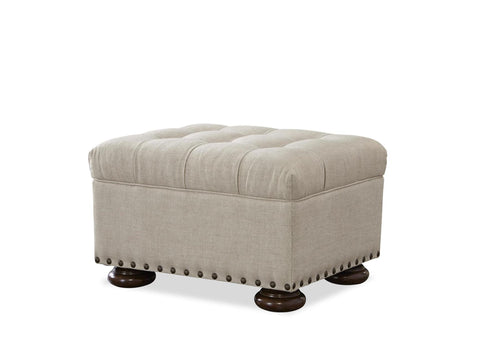 Maxwell Ottoman by Universal