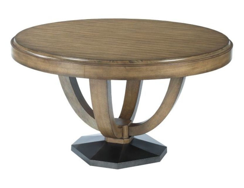 Evoke Round Dining Table by American Drew