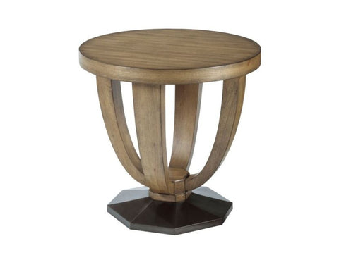 Evoke Round End Table by American Drew