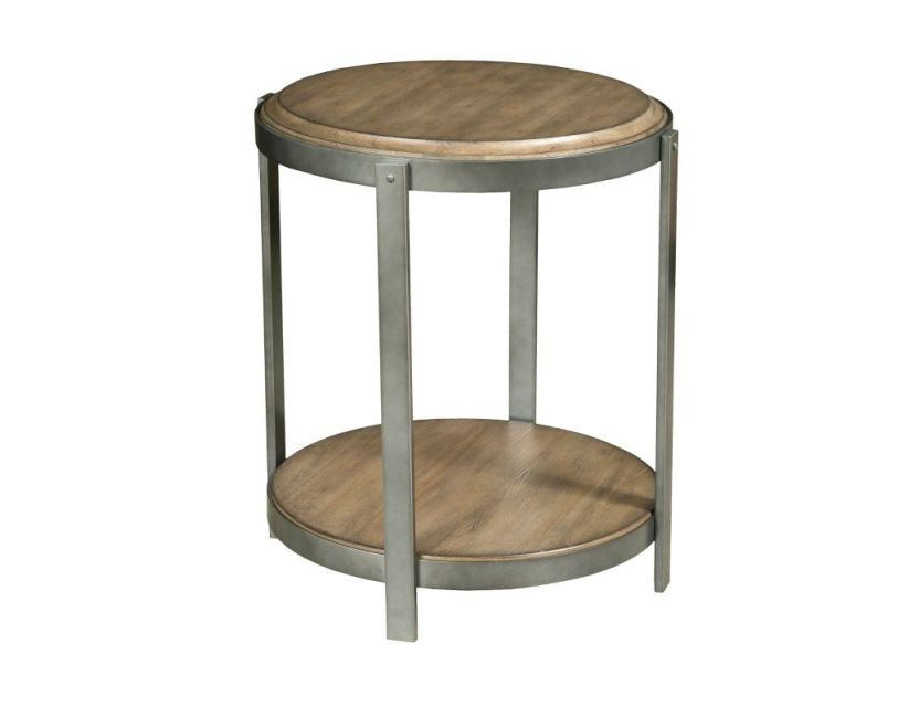 Evoke Round Accent Table by American Drew