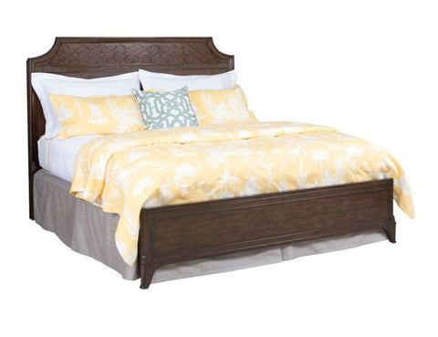 Grantham Hall Queen Panel Bed by American Drew