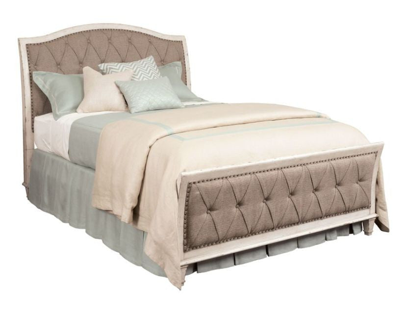 Southbury Cal King Upholstered Bed by American Drew