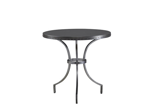 Curated Eliston Round End Table by Universal