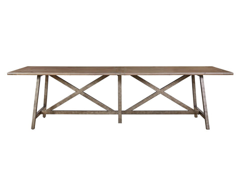 Curated Reunion Dining Table by Universal