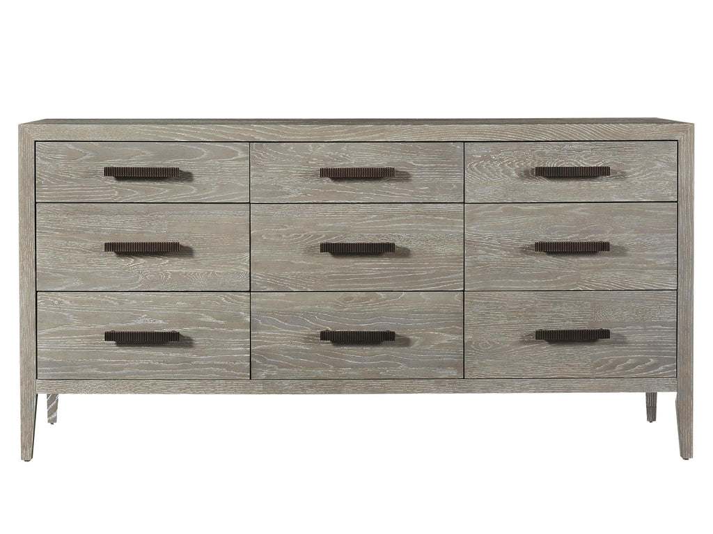 Modern Flint Kennedy Dresser by Universal Furniture