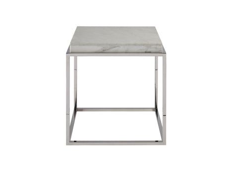 Modern Flint End Table by Universal