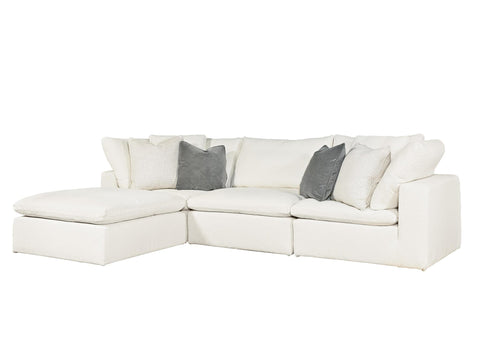 Palmer 4pc Sectional by Universal