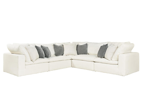 Palmer 5pc Sectional by Universal