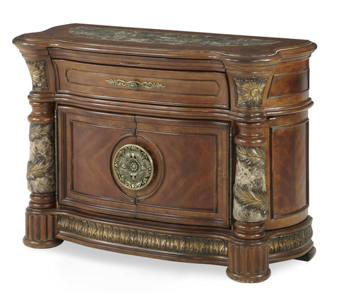Villa Valencia Bachelors Chest by Aico