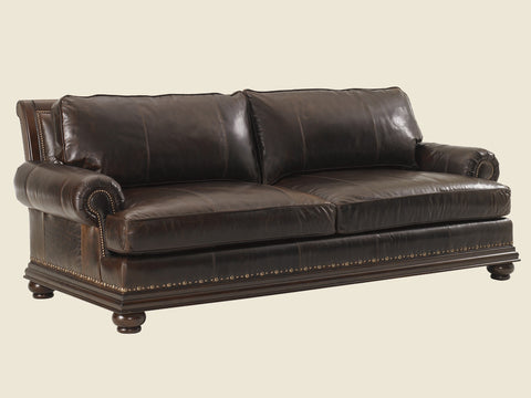 Chambers Leather Sofa by Lexington