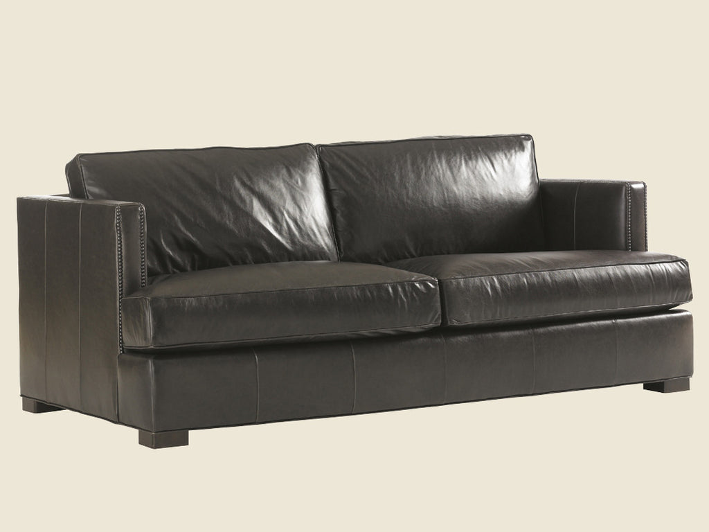 Fillmore Leather Sofa by Lexington