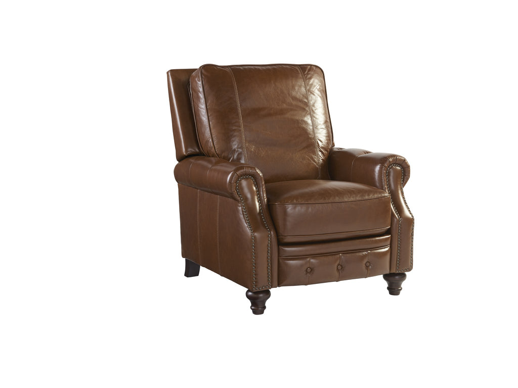 Harrison Recliner in Caramel Leather by Universal Furniture
