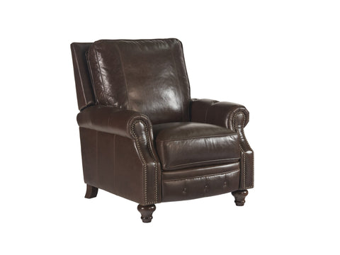 Harrison Power Recliner in Bark Leather by Universal Furniture