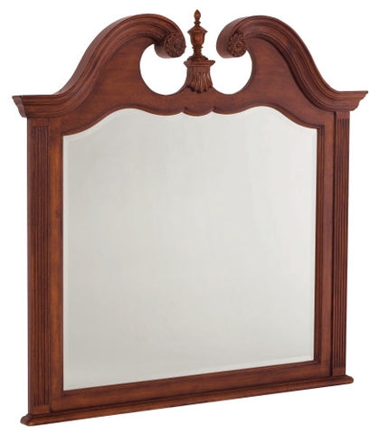 Cherry Grove Pedestal Mirror by American Drew