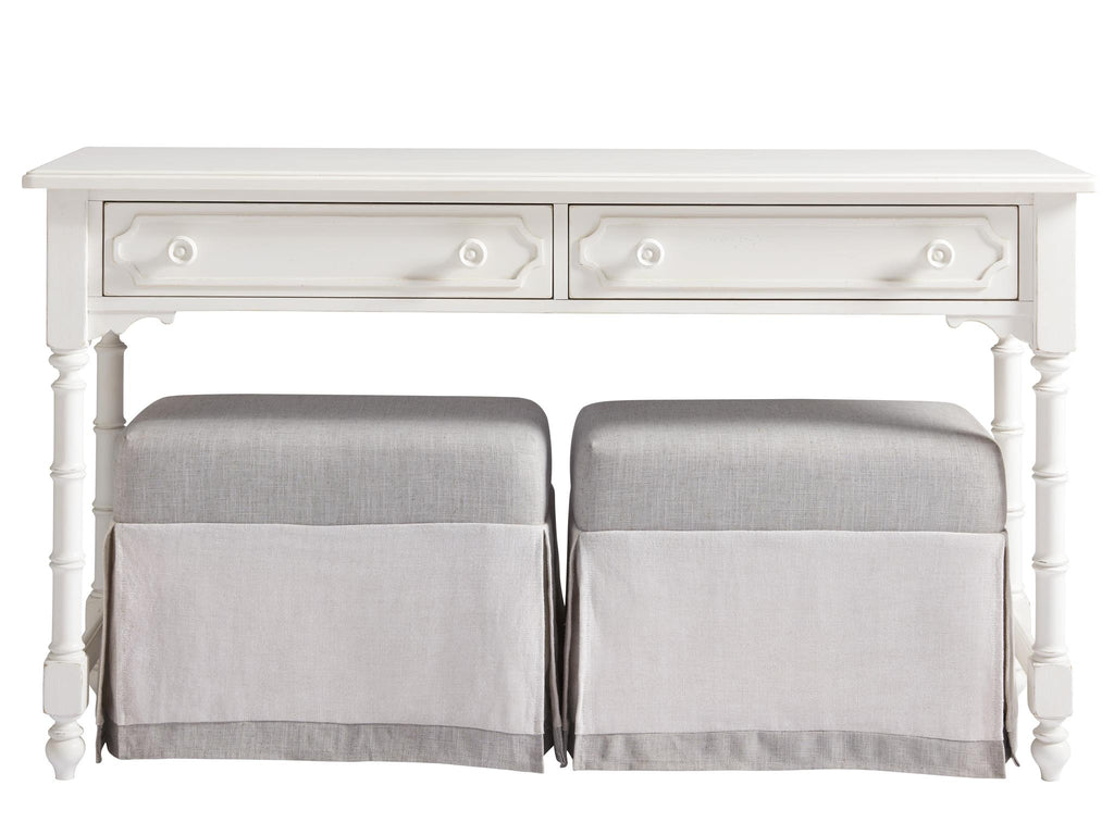 Bungalow Console With Benches by Paula Deen Home