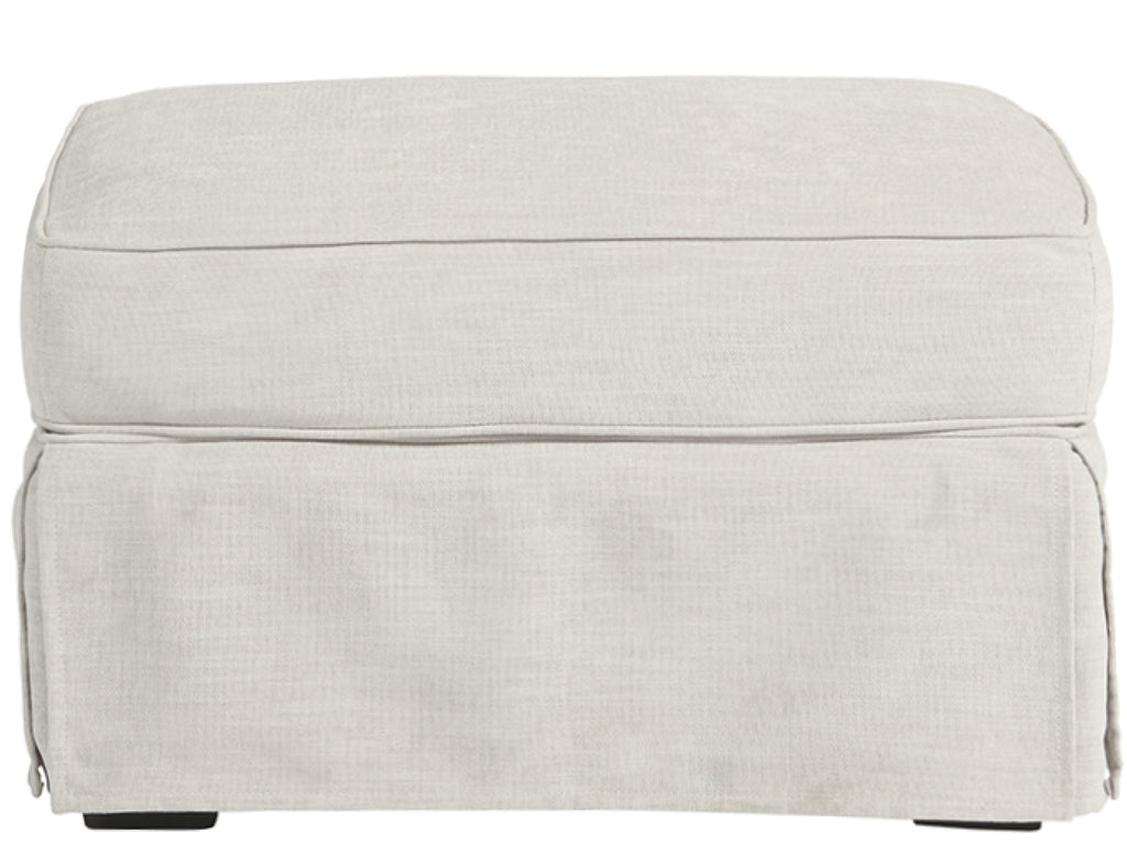 ESCAPE-COASTAL LIVING HOME COLLECTION CHATHAM OTTOMAN 833504-853