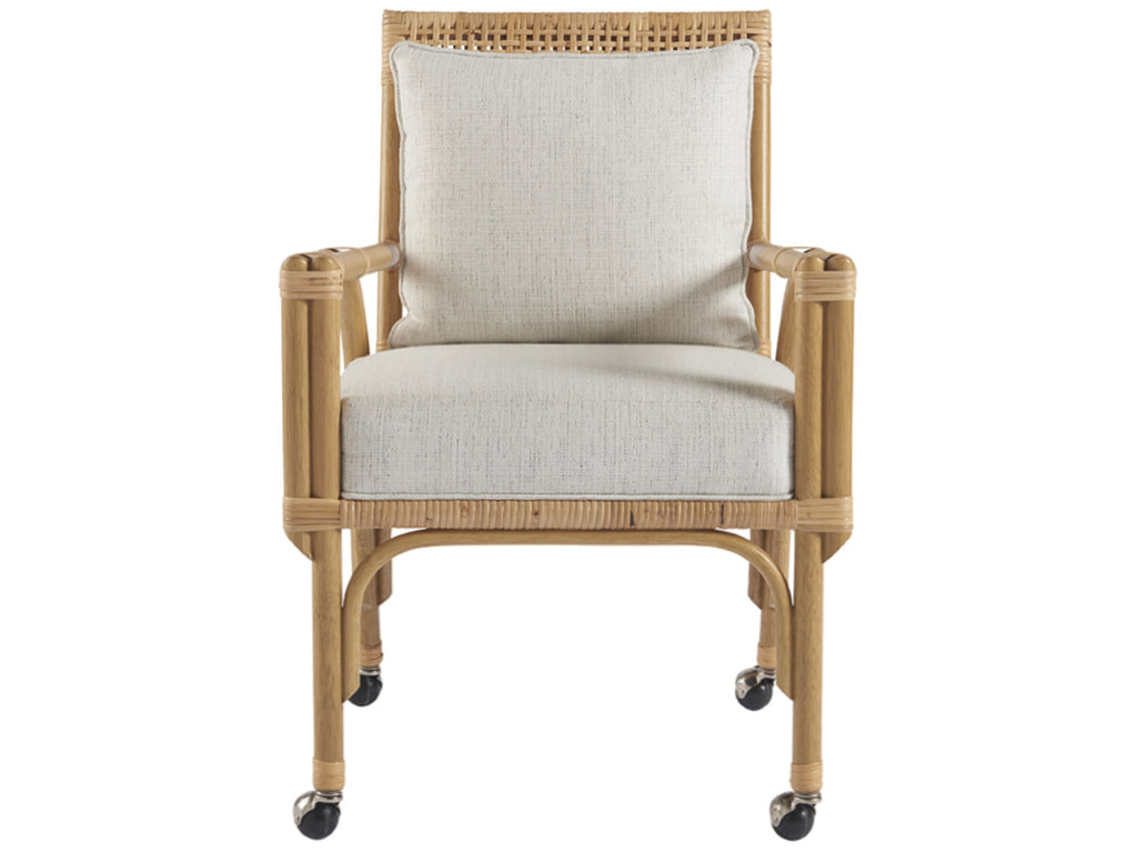 ESCAPE-COASTAL LIVING HOME COLLECTION NEWPORT DINING AND GAME CHAIR 833635