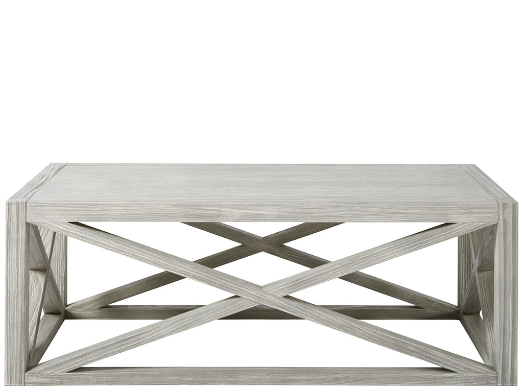 ESCAPE-COASTAL LIVING HOME COLLECTION BOARDWALK COCKTAIL TABLE 833A801