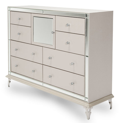 Hollywood Loft Dresser - Frost Finish