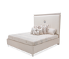 Glimmering Heights Queen Upholstered Bed by Aico