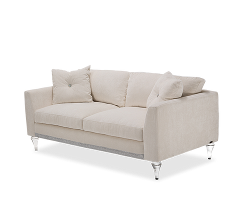 Glimmering Heights Loveseat by Aico