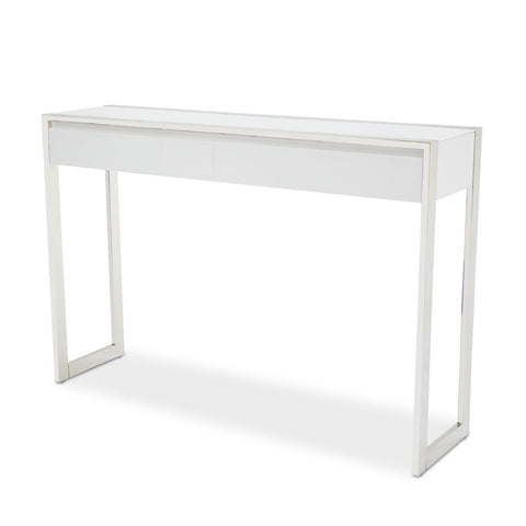STATE ST. 2-Drawer Console Table