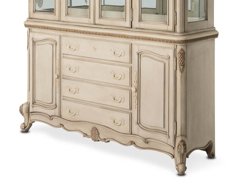 Lavelle Cottage Buffet - Blanc Finish by Aico