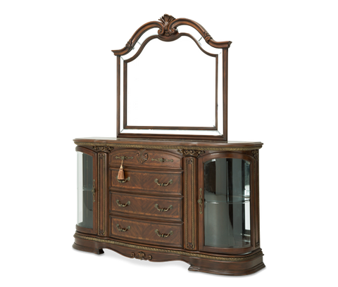 Bella Veneto Sideboard & Mirror by Aico