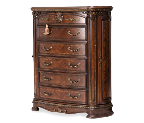 Bella Veneto 6 Drawer Chest by Aico