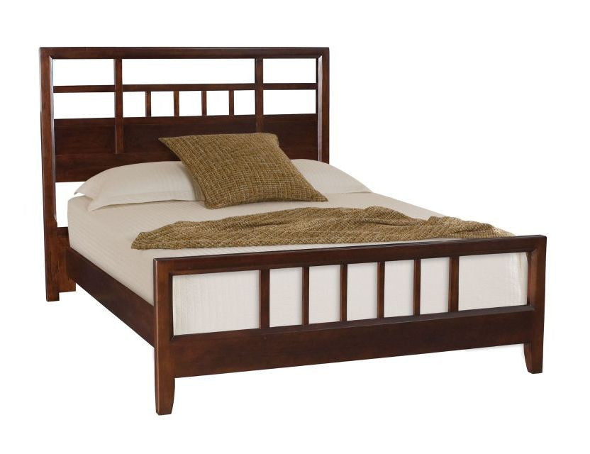 Tribecca Queen Slat Bed by American Drew
