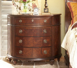 Antebellum Demilune Chest by Fine Furniture Design