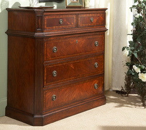 Antebellum Four Drawer Chest by Fine Furniture Design