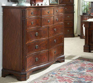 Antebellum Double Dresser by Fine Furniture Design