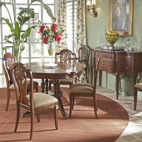 Antebellum Small Dining Table by Fine Furniture Design