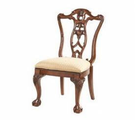 Antebellum Ball & Claw Side Chair (Set of 2) by Fine Furniture Design