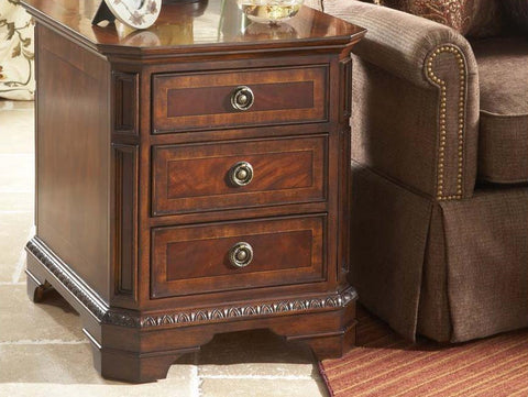 Antebellum Side Table by Fine Furniture Design