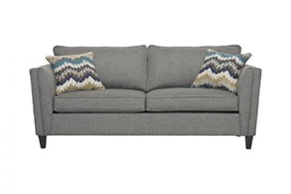 Awesome Gunmetal Loveseat