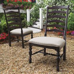 Mike's Side Chair (Set of 2) - Tobacco Finish