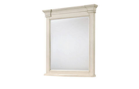 Summer Hill Mirror / Cotton Finish
