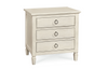 Summer Hill Nightstand / Cotton Finish