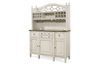 Summer Hill Serving Buffet w/ Hutch  / Cotton Finish