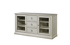 Summer Hill Entertainment Console / Cotton Finish