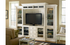 Summer Hill Home Entertainment Wall / Cotton Finish