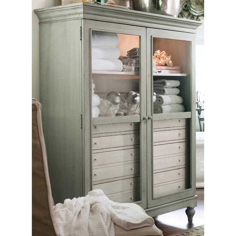 Paula Deen The Bag Lady's Cabinet - Spanish Moss
