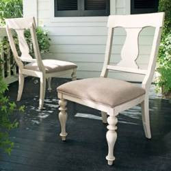 Paula's Side Chair (Set of 2) - Linen Finish