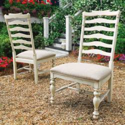 Mike's Side Chair (Set of 2) - Linen Finish