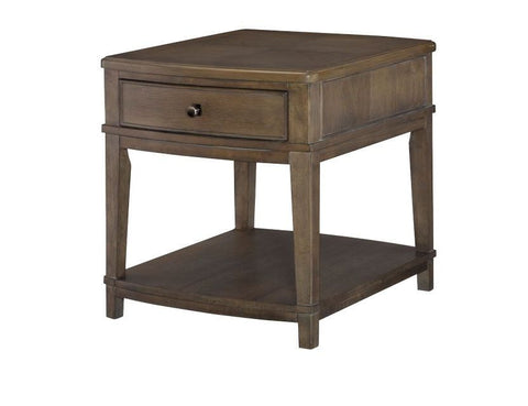 Park Studio Rectangular End Table by American Drew